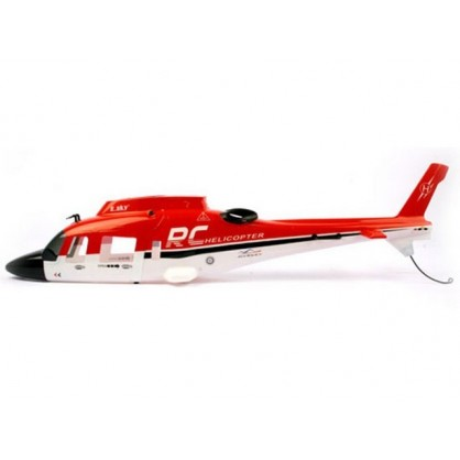 Fuselage rouge TINY 700 CX
