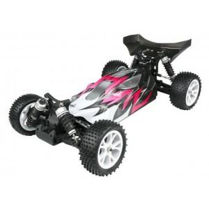 Flash BX EP Buggy RTR rose