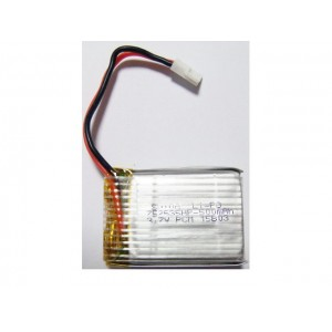 Batterie LiPo 3,7 Volts 650 mAh