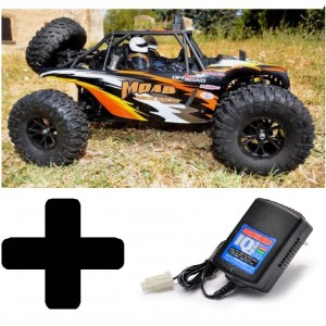 MOAB Rock Racer+chargeur IQ801