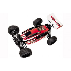 Pirate Stinger Brushless Rouge