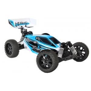 Pirate Stinger Brushless Bleu