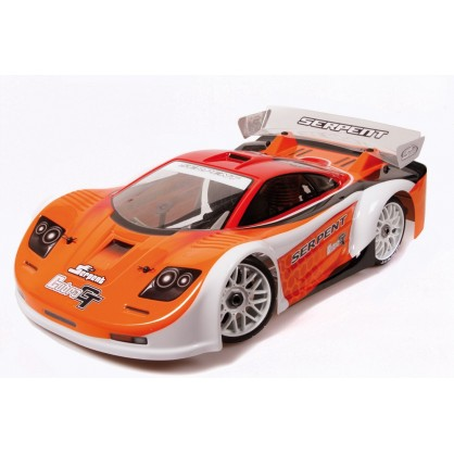 811 GT RALLY GAME THERMIQUE 1/8 RTR