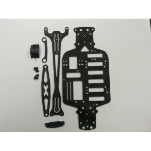 Kit chassis carbone pour M18