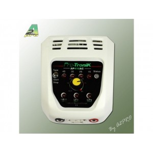 AP410AC - Chargeur multifonctions (NiMH, LiFe, LiPo)